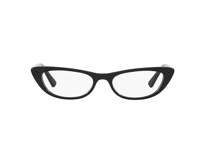 Amazon.com: Gigi Hadid VO 5236B W44 - Gafas para ojo de gato ...
