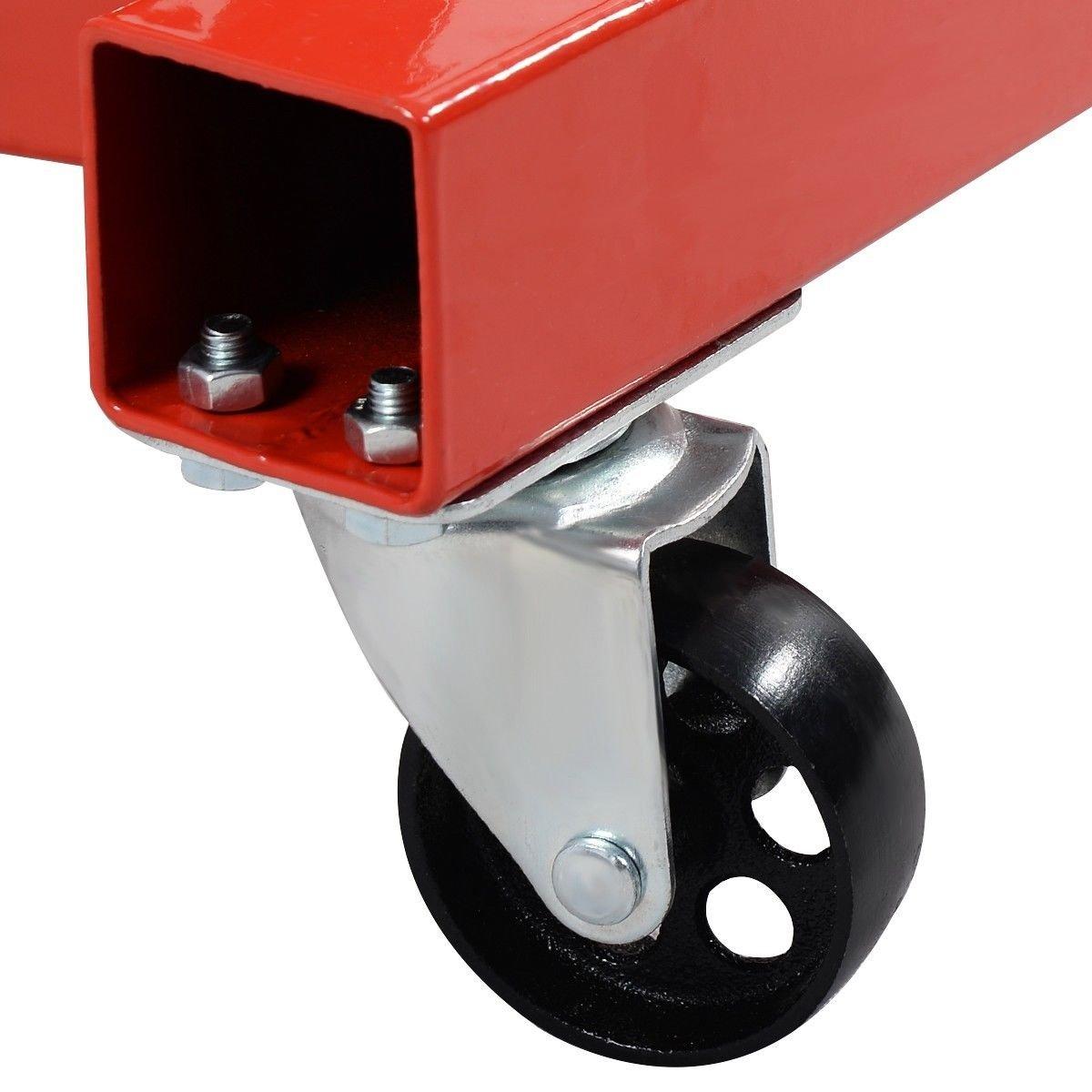 Goplus Engine Stand Motor Hoist Auto Car Truck Automotive Jack (2000-lb Capacity) by Goplus (Image #5)