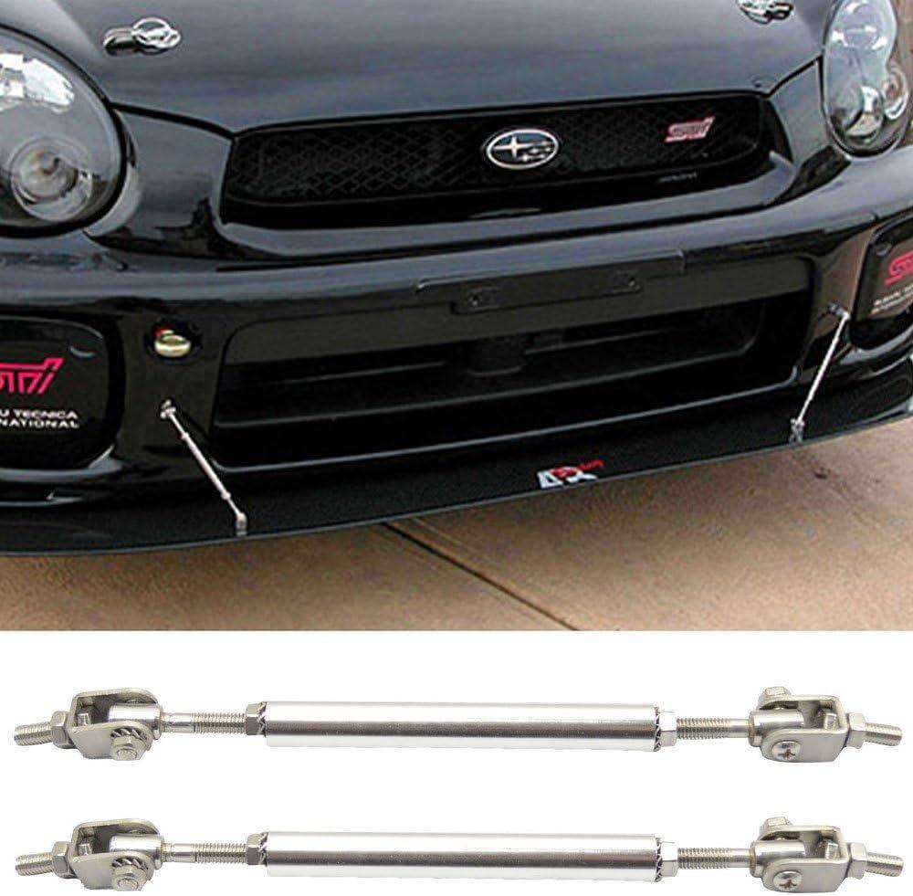 Strut Rods Fits Any Car Neochrome Adjustable 5.5-8 Inch Bumper Lip Diffuser Splitter Rods by IKON MOTORSPORTS