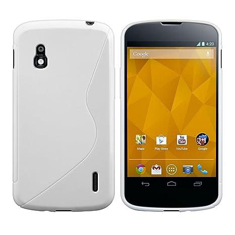 kwmobile Funda para LG Google Nexus 4: Amazon.es: Electrónica