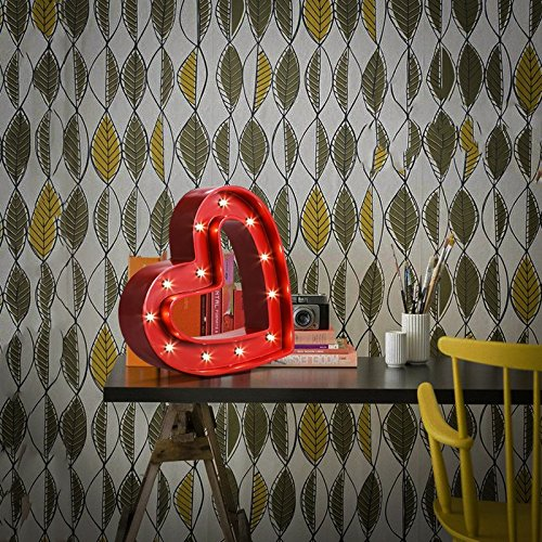 Loft industrial wind Red love table lamps Restaurant Bar clothing store led resin iron light ZA82538 lo11