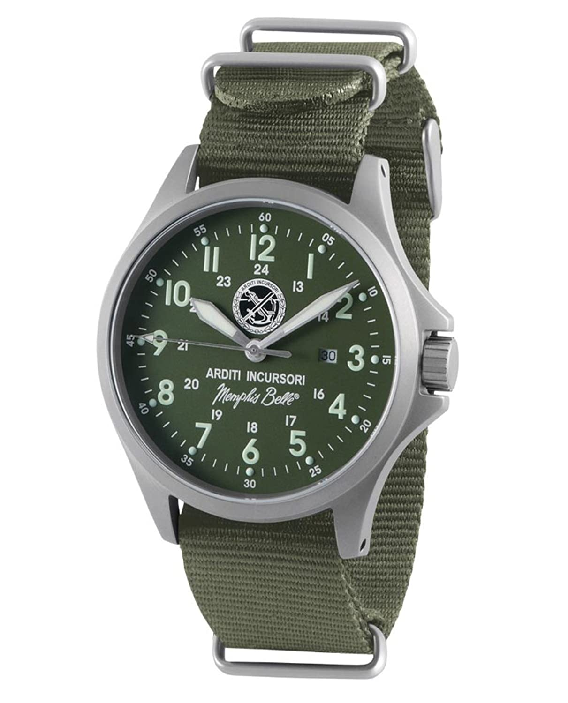 Armbanduhr Sandy Troopers Satinato Arditi Incursori