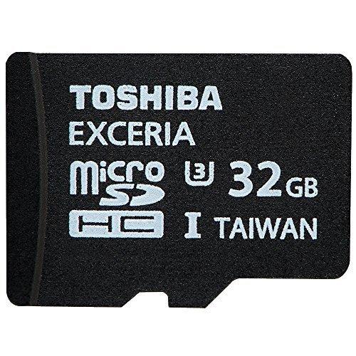 Toshiba MicroSDHC UHS-I Card Class 10 32GB SD-C032GR7VW060A - 1