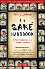 The Sake Handbook is the foremost guide to the history, brewing, and distinctive flavors of sake.  Just what are jizake, namazake and ginjoshu? The Sake Handbook answers all these questions and much more about sake wine and will help you enjo...