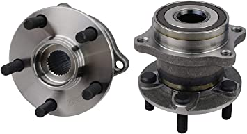 2009 2010 2011 For Subaru Forester Rear Wheel Bearing and Hub Assembly x2