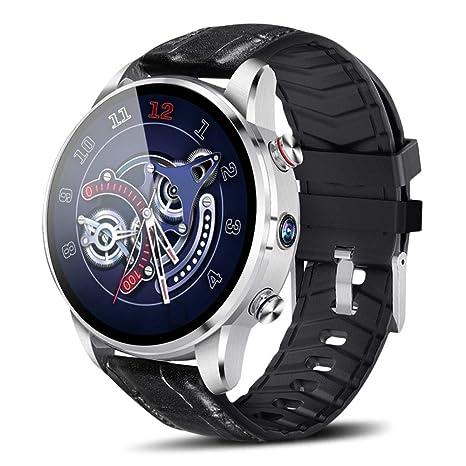 Amazon.com: HAUNHA Smart Watch Android 7.1 GPS Smartwatch ...