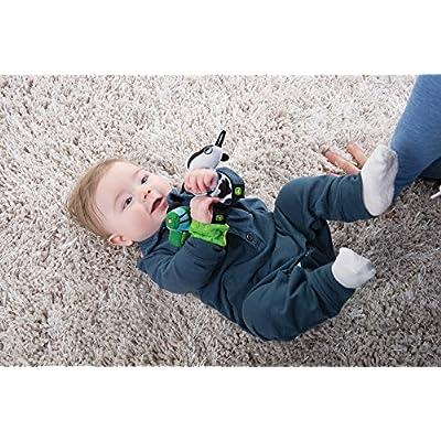 Tomy John Deere Wrist Rattles : Baby