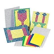 Judaic Foam Mosaic Craft Kit