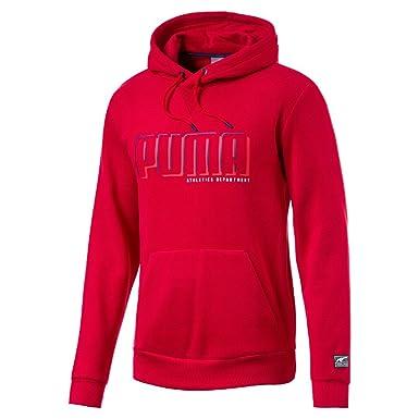 Sweat Athletics RougeVêtements Style Et Homme Puma bYymI7vgf6