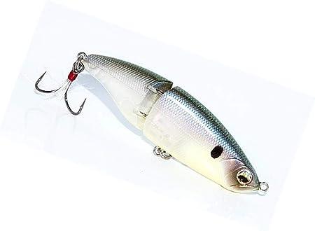 New Speed Glide 100 Saltwater Ghost Bone Minnow Lure Bait Fishing Equipment JO-2610BASS by KolotovichTool