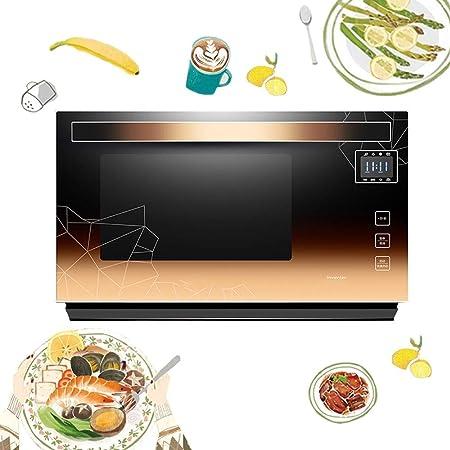 900W 23L Solo Horno microondas con pantalla de toque de HD, Luz ...