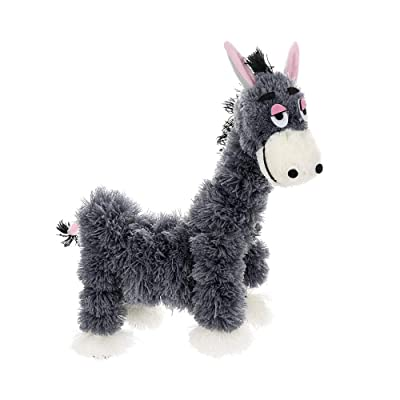 Firlar Small Donkey Marionette Toy, Handmade Crazy Donkey Marionette Puppets Doll Parent-Child Interactive Educational Toys for Children Kids: Toys & Games