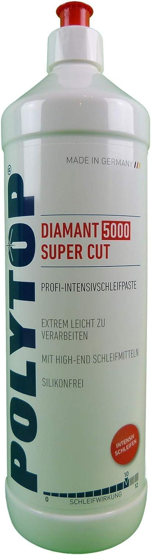 Polytop Diamant 5000 Super Cut Politur Schleifpolitur Lackpolitur 1 L Liter Auto