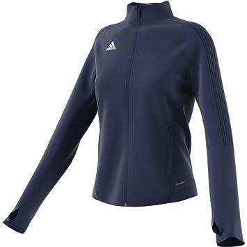 Adidas BQ8248 Veste Femme, Dkblue Dkgrey Blanc, FR (Taille Fabricant   4d122d22a68b