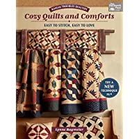 Cozy Quilts and Comforts: Easy to Stitch, Easy to Love