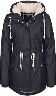 Ragwear MONADIS RAINY W winter jacket red   WeAre Shop