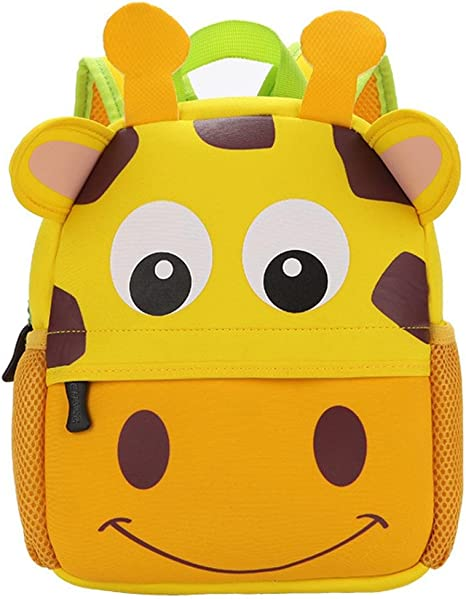 Enjocho Children Backpack 2018 Style Kid School Bags Kindergaten Cartoon Shoulder Bag Bookbags one Size H