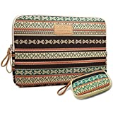 kayond®new Bohemian Style Canvas Fabric 17-17.3 Inch laptop Sleeve Case Bag Cover for Notebook Computer / Apple MacBook / MacBook Pro (17 inch)