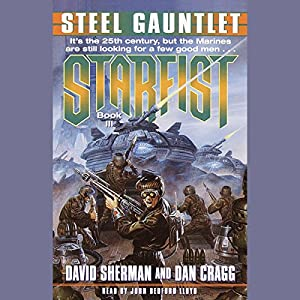 Steel Gauntlet Audiobook