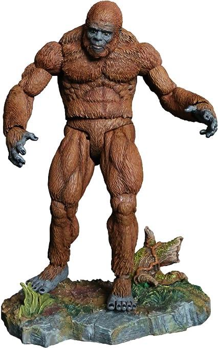 Sasquatch Action Figure Bigfoot