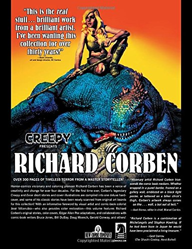 Creepy Presents Richard Corben (Jezovnik series)