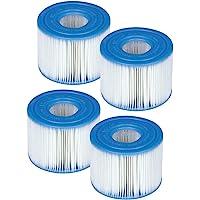 4 Intex cartridges voor whirlpool-filter – Intex type S1