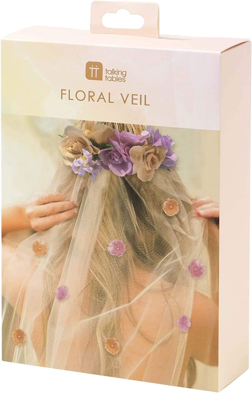 Hen Party Festival Blossom Girls Floral Headband