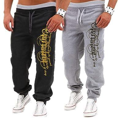 Pantalón largo para hombre, jogging, cargo, deporte, chino, jogger ...