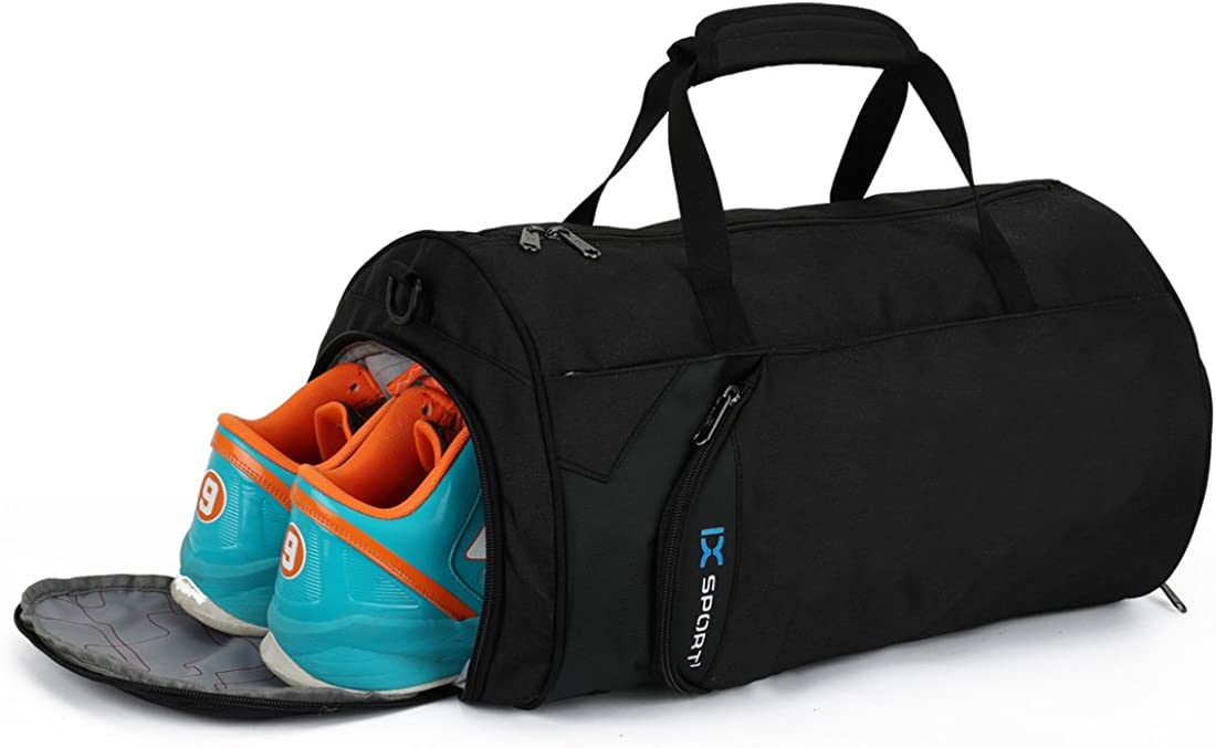 Best Small Gym Bags with Shoe Compartment for Men and Females