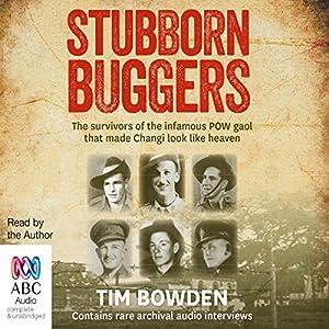 Stubborn Buggers Audiobook