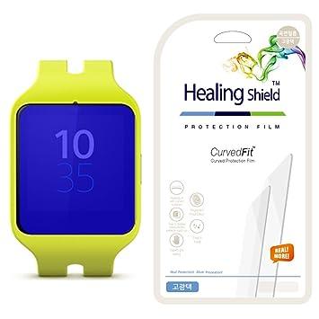 Heal ingsh - Protector de Sony SmartWatch 3 Clear Type Full ...
