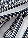 Simplee Women s Elegant Striped Split High Waisted