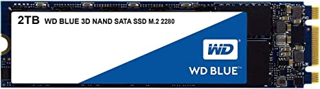 Western Digital WDS200T2B0B WD Blue 2TB 3D NAND Internal SSD M.2 ...