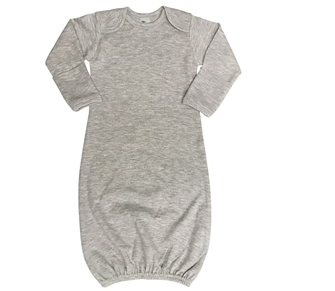 795016dbb Image Unavailable. Image not available for. Color: Laughing Giraffe Unisex Long  Sleeve Baby Sleeper Gown ...
