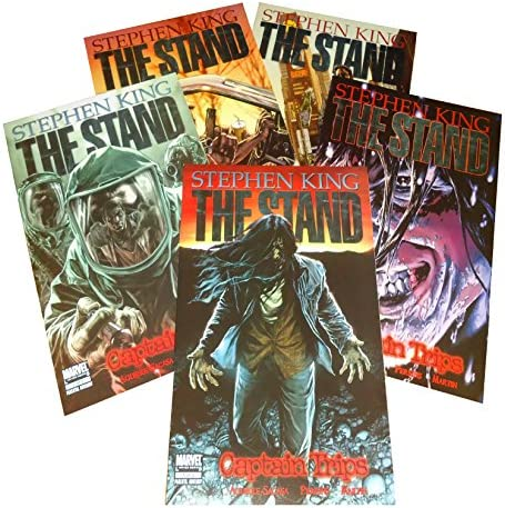 Read The Stand Captain Trips By Roberto Aguirre Sacasa