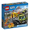 LEGO City Volcano Explorers Building Kit | Learning Toys