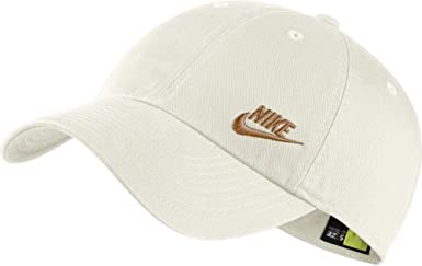Nike Sportswear Heritage86 Futura Gorra Mujer Beige Ajustable ...