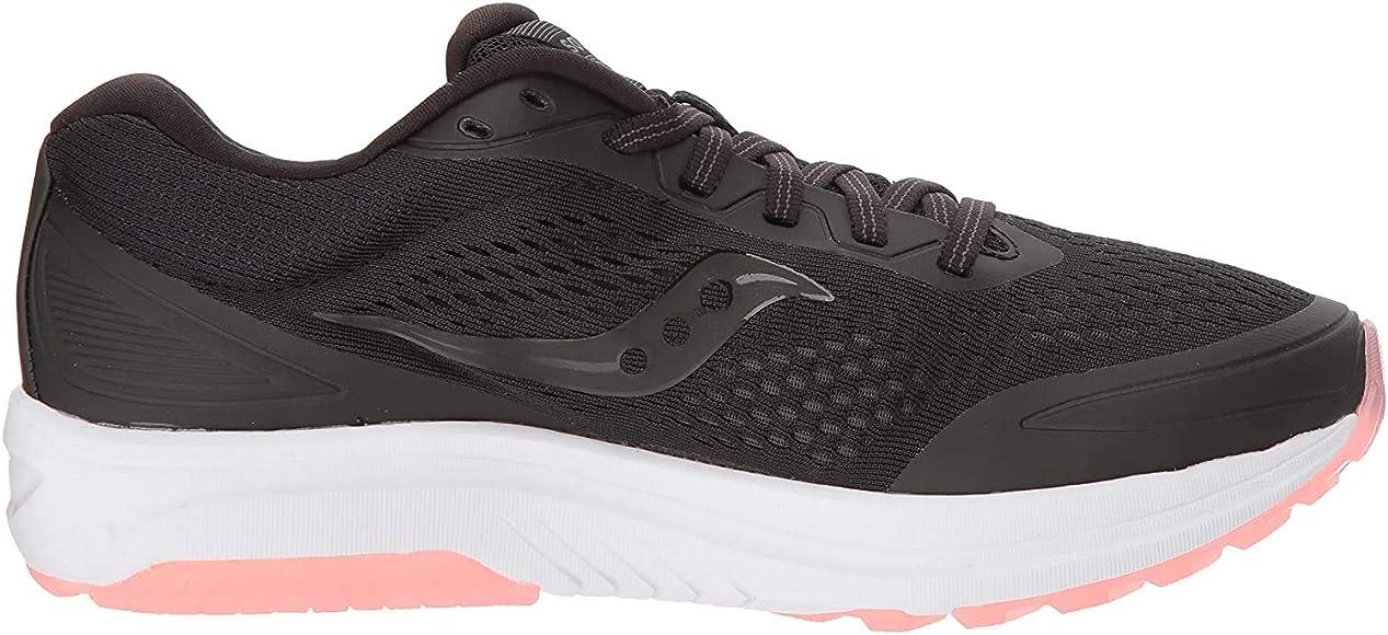 Saucony Clarion, Zapatillas de Running para Mujer, Negro (Negro 1 ...