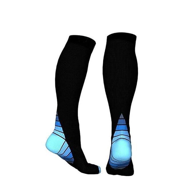 Reveryml Hombre Calcetines de compresión para hombres y mujeres Calcetines deadlift para correr atléticos, deportes, calcetines de gimnasio: Amazon.es: Ropa ...
