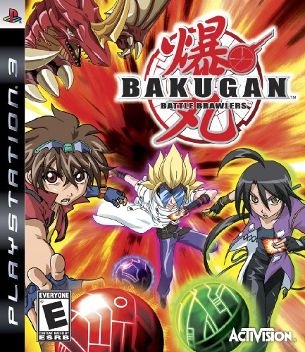 Bakugan Battle Brawlers - Playstation 3 by Activision