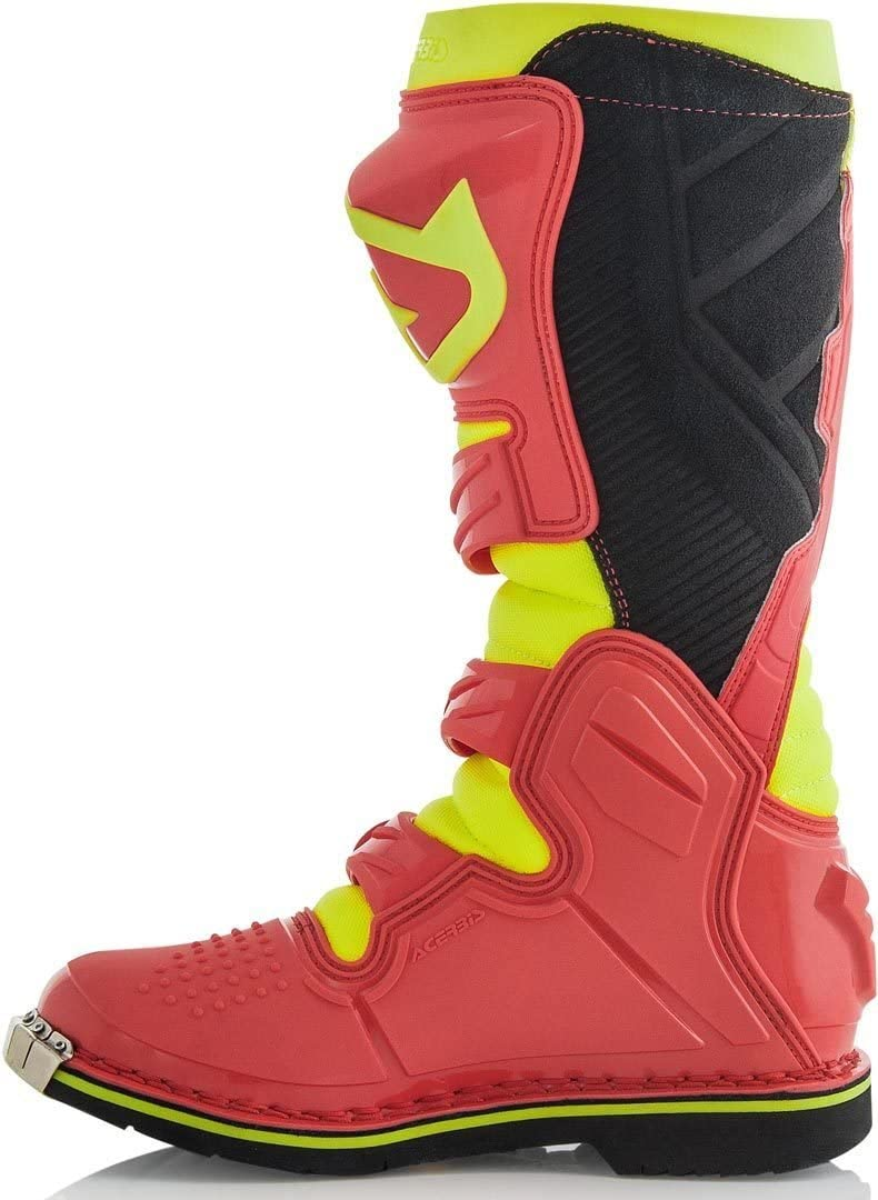 BOOT X-PRO V RED//YELLOW T.47