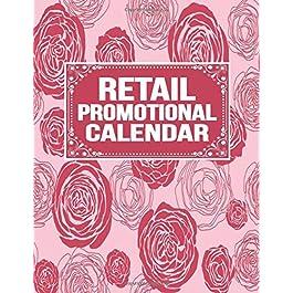 Retail Promotional Calendar: Marketing Metrics KPI Tracker   Social Media Followers   Marketing Goals   To Do List…
