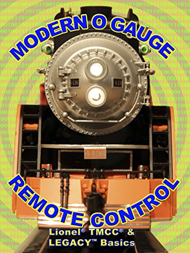 Basic Fun Trains - Modern O Gauge Remote Control: Lionel TMCC & Legacy Basics