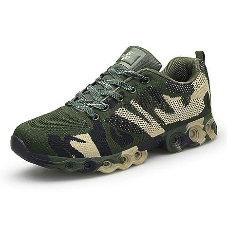 AIFXZ Caminando para Hombres Zapatos Transpirables Zapatos de ...