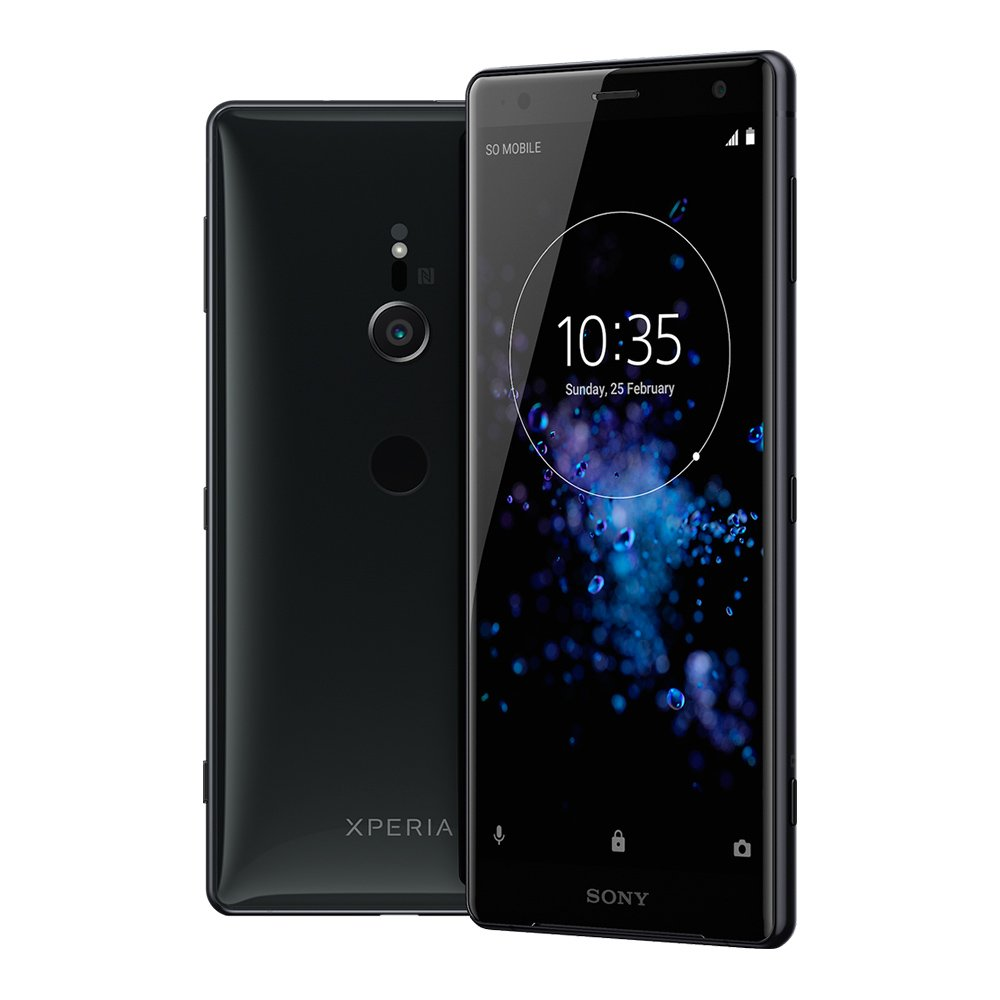 Amazon Com Sony Xperia Xz2 6gb 64gb 5 7 Inches Lte Dual Sim