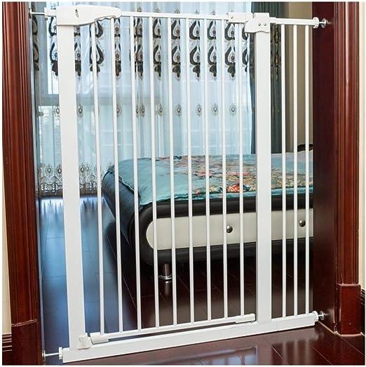 Barreras de puerta Baby Gates Safety Gate Fence Rail Guardias ...