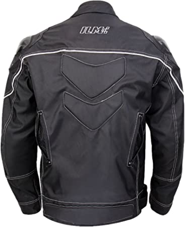 Real Leather Motorcycle Rider Jacket CE Safety Armour Thermal Quilted Fashion UK