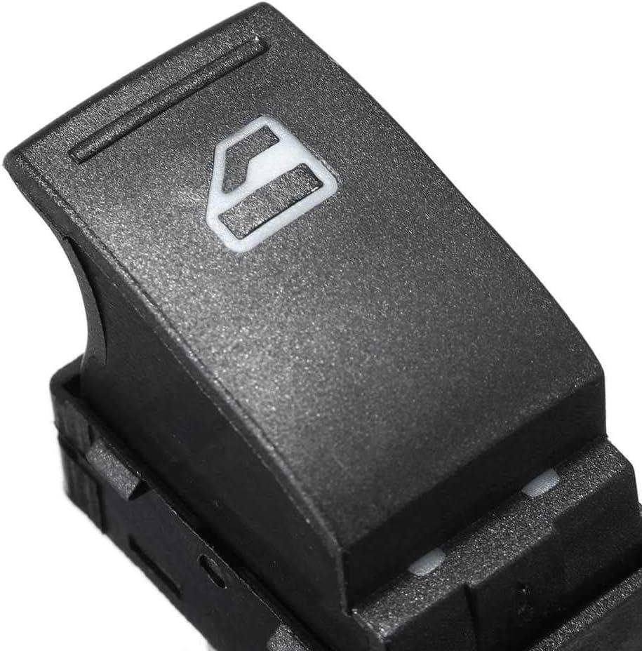 lato conducente/7E0959855A 7E0959855 FHNLKFS per VW TRANSPORTER T5 2005-2009 T6 2009-2014,///2 pezzi/interruttore elettrico finestrino per auto passeggero