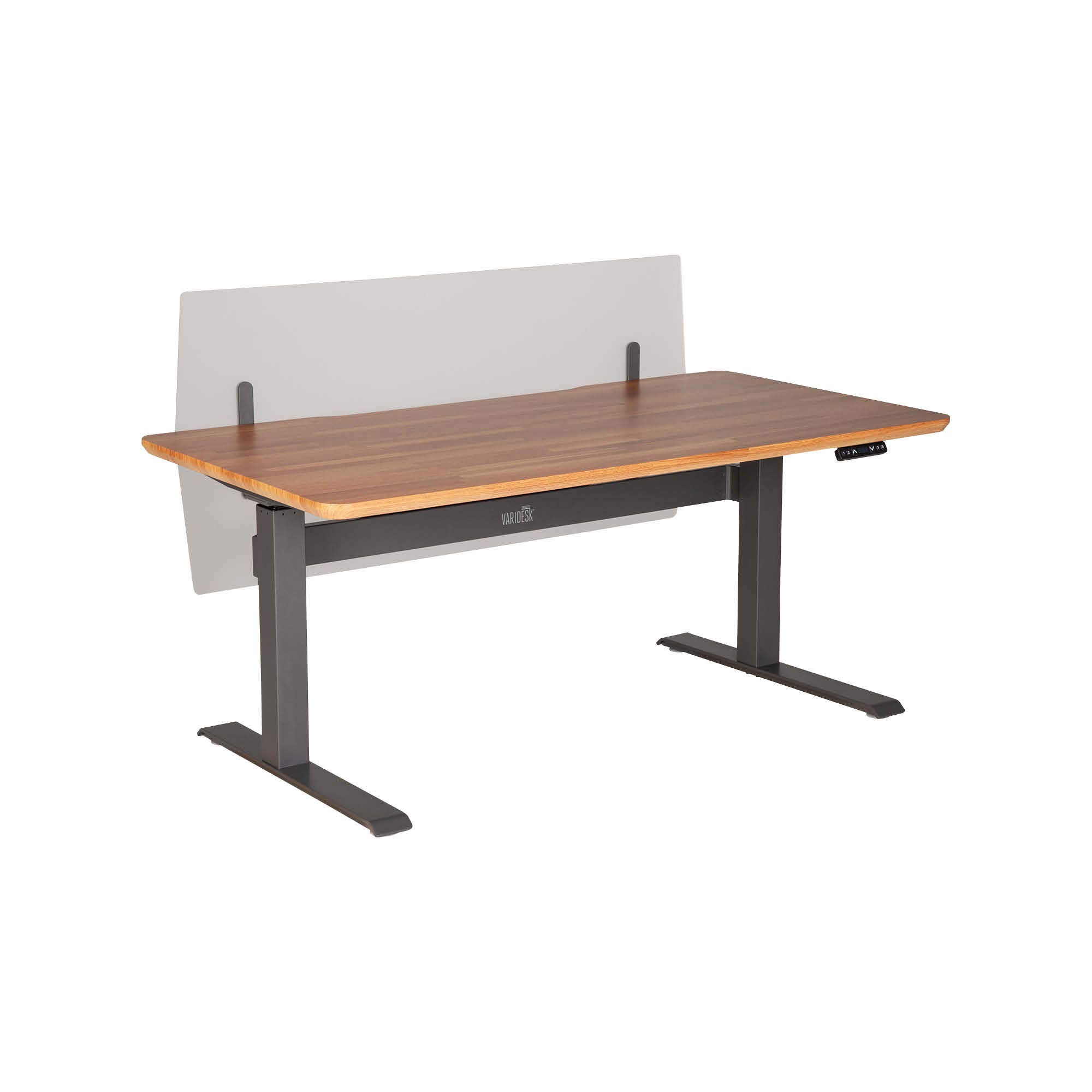 VARIDESK - ProDesk Electric Privacy and Modesty Panel 60 - Office Partition by VARIDESK (Image #1)
