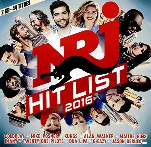 Various Artists - NRJ Hit List 2016 - Zortam Music